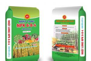 Các sản phẩm phân bón Nhật Long được nhà nông ưa chuộng