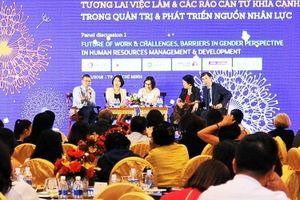 Cách mạng 4.0: Doanh nghiệp lo ngại nhất rào cản chất lượng nguồn nhân lực