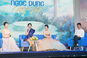 Ngọc Dung 'gây choáng' với đại tiệc khu vườn nhan sắc được đầu tư kỳ công cùng sự góp mặt của dàn sao đình đám