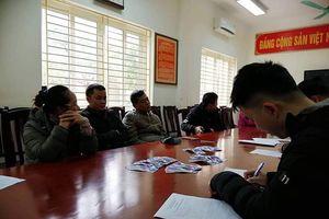 Hà Nội: Phát hiện, xử phạt hàng chục người có hành vi phe vé ở khu vực Mỹ Đình