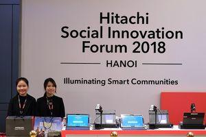 Hitachi và cam kết đồng hành phát triển tại Việt Nam