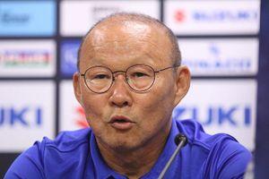 Đấu giá bức chân dung HLV Park Hang-seo, sau chiến thắng vang dội của U23 Việt Nam