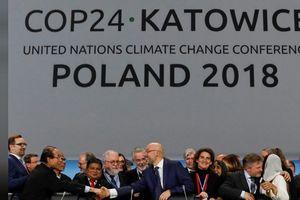 COP 24 đạt đồng thuận những chưa đủ tham vọng?