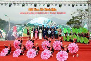 Quảng Ninh: Khai Hội hoa Sở Bình Liêu