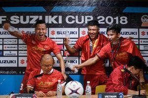 Kinh ngạc kỉ lục lượng khán giả Hàn xem Việt Nam đá chung kết AFF Cup
