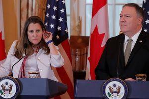 Mỹ xoa dịu Canada sau vụ Trung Quốc giữ người
