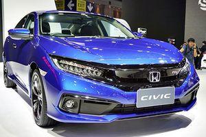 Đại lý rục rịch chào bán Honda Civic 2019 tại VN
