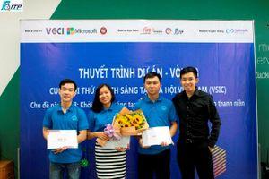6 dự án vào chung kết 'Khởi nghiệp sáng tạo và phát triển nghề nghiệp cho thanh niên'