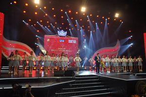 Sôi động đêm chung kết Hoa khôi sinh viên Việt Nam 2018