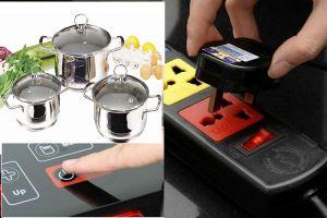 Những sai lầm khiến bếp từ nhà bạn chóng hỏng, tốn điện và dễ cháy nổ