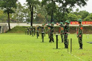 Tăng cường vai trò lãnh đạo của cấp ủy Đảng đối với nhiệm vụ huấn luyện