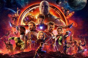 Phim siêu anh hùng được yêu thích nhất năm 2018