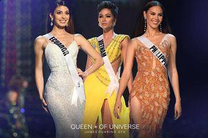 Sáng mai xem trực tiếp H'Hen Niê thi chung kết Hoa hậu Hoàn vũ ở đâu?