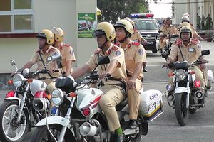 Ra quân tấn công, trấn áp tội phạm, bảo đảm an ninh trật tự Tết Nguyên đán