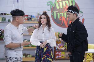 Trịnh Tú Trung khiến Sam 'phát điên' tại Minh Ăn Trưa Nhé