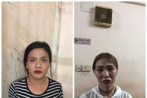 Bắt hai thanh niên giả gái đi cướp trong đêm 'bão' chung kết AFF Cup