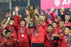 Quang Hải: 'Mong thầy Park luôn gắn bó với bóng đá Việt Nam'