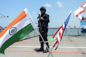 Ấn Độ mở rộng quan hệ quân sự với Mỹ và Nga gây sức ép lên Trung Quốc