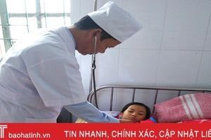 BHXH Can Lộc chi trả hơn 3 tỷ đồng BHYT cho hơn 500 học sinh trên địa bàn