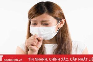 Cách ứng phó với bệnh viêm phế quản