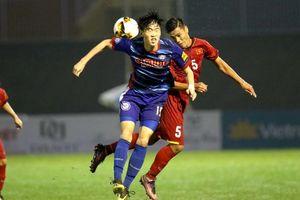 Thắng đậm Gimhae CFC, U.21 Tuyển chọn Việt Nam ung dung bước vào trận chung kết