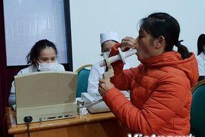 Bệnh phổi tắc nghẽn mạn tính có xu hướng tiếp tục tăng cao