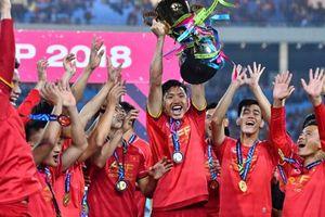 Vô địch AFF Cup 2018, Việt Nam và Hàn Quốc tranh cúp liên khu vực