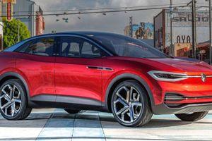 Volkswagen I.D. Lounge - Chuẩn mực SUV 7 chỗ chạy điện