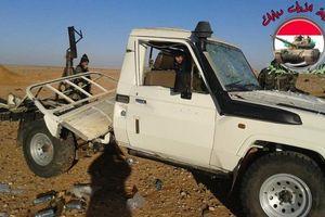 Quân đội Syria bẻ gãy cuộc tấn công mới của 'quân nổi dậy' từ căn cứ do Mỹ kiểm soát