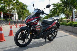 SYM Star SR170 giá 49,9 triệu đồng, cạnh tranh Yamaha Exciter tại Việt Nam