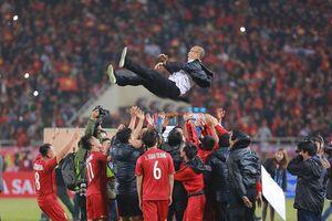 'Chấm điểm' dàn sao đội tuyển Việt Nam ngày đăng quang AFF Cup 2018
