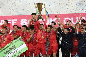 Giành ngôi vô địch AFF Cup, đội tuyển Việt Nam nhận 'cơn mưa' tiền thưởng
