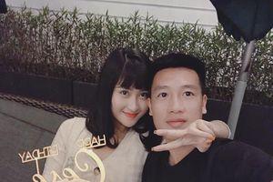 Gu thời trang sành điệu của bạn gái cầu thủ Huy Hùng
