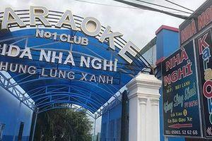 Đắk Lắk: Phát hiện nhiều thanh niên trong quán karaoke phê ma túy
