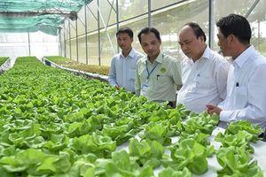 Nâng cao hiệu quả đầu tư tín dụng cho nông nghiệp ứng dụng công nghệ cao