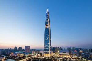 Tòa nhà chọc trời đóng góp 3,8 tỷ USD/năm cho Hàn Quốc