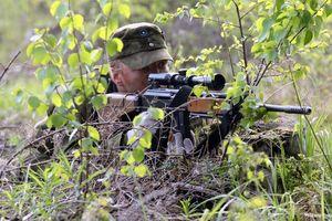 Uy lực súng trường bắn tỉa IMI Galatz của Israel
