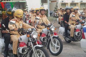 Công an Kiên Giang đồng loạt ra quân tấn công, trấn áp các loại tội phạm