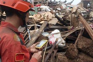 Động đất mạnh 5,7 độ richter ở Tứ Xuyên, Trung Quốc