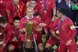 Giành cúp vàng AFF 2018, tuyển Việt Nam nhận 'mưa tiền thưởng'