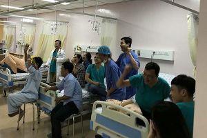 AFF Cup đặc biệt trong Bệnh viện Chợ Rẫy