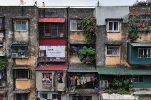 Cải tạo chung cư cũ: Lớn, khó, phức tạp...