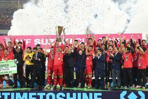 Vô địch AFF SUZIKI Cup 2018: Chủ tịch AFC chúc mừng đội tuyển Việt Nam