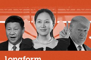 Bóng ma chiến tranh thương mại nhìn từ vụ 'công chúa Huawei'