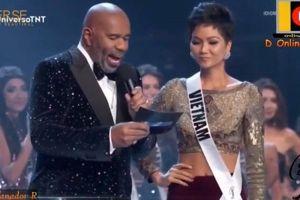 Lý do khiến H'Hen Niê dừng chân Top 5 Hoa hậu Hoàn vũ 2018