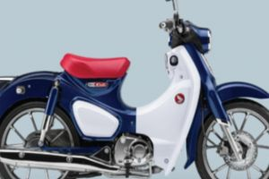 Honda Super Cub C125 'thét' giá đắt hơn SH150, ai dám mua?