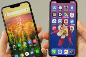 Apple bị kiện vì ảnh quảng cáo iPhone không có 'tai thỏ'