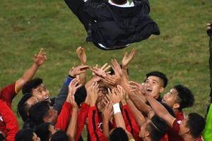 Ông Park Hang Seo được dân HQ gọi là anh hùng sau khi VN vô địch AFF Cup