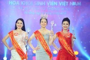 Nữ sinh Đại học Huế đăng quang Hoa khôi sinh viên Việt Nam 2018