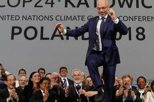 Toàn cầu hành động ứng phó biến đổi khí hậu